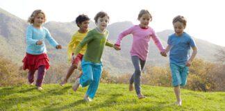 بازی های حرکتی برای کودکان