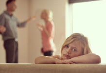 تاثیرات طلاق والدین بر فرزندان