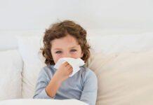 آنفولانزا در کودکان