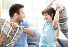 بازی های خانگی برای سرگرم کردن کودک