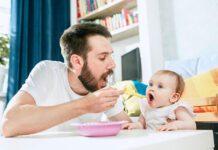 تغذیه کودک زیر یک سال