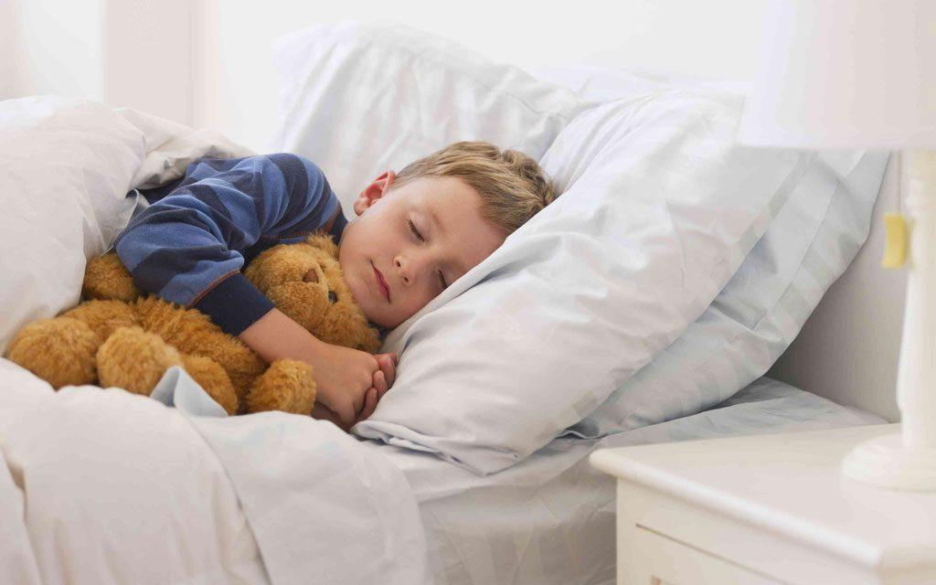 تاثیر موسیقی بر خواب کودک