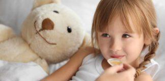 مصرف دارو برای کودکان