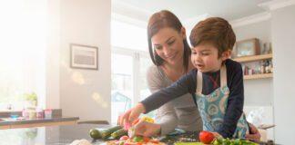 عادت غذایی صحیح برای کودک