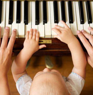 اثر موسیقی در زندگی کودکان