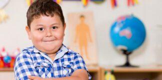 پیشگیری از چاقی در کودکان