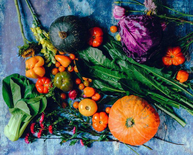 سبزیجات به جای مکمل های غذایی