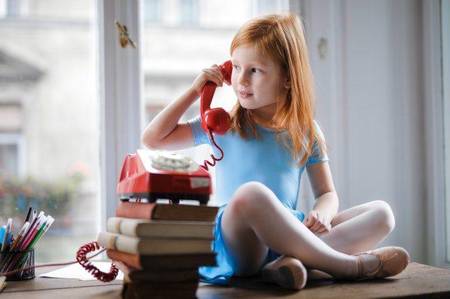 گفتار در کودکان