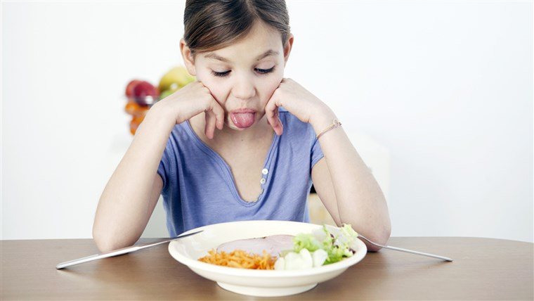 بدغذایی کودک