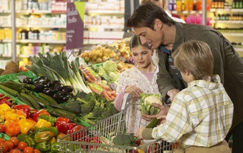 گفتگوی خرید با کودکان
