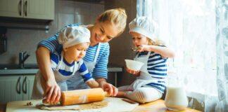 سرگرم کردن کودکان در دوران کرونا با آشپزی