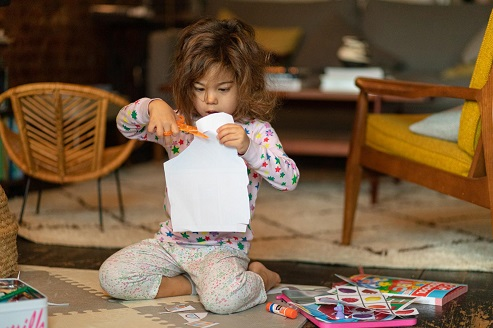 تجارب جدید برای سرگرم کردن کودکان در دوران شیوع کرونا