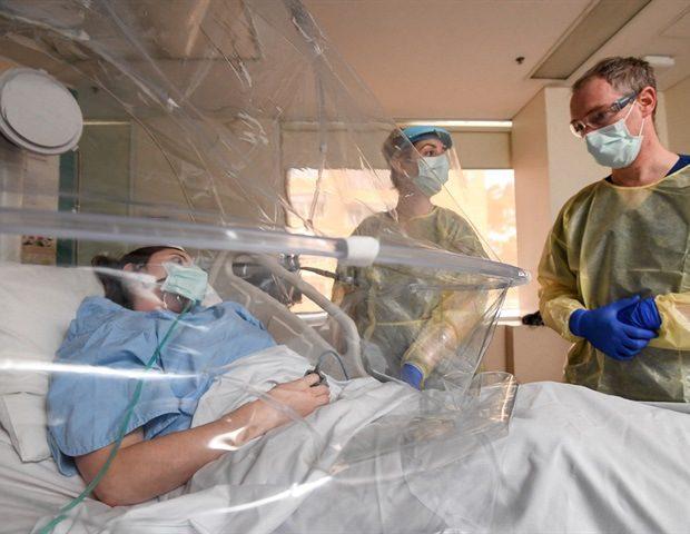 آنفولانزا و کرونا ویروس