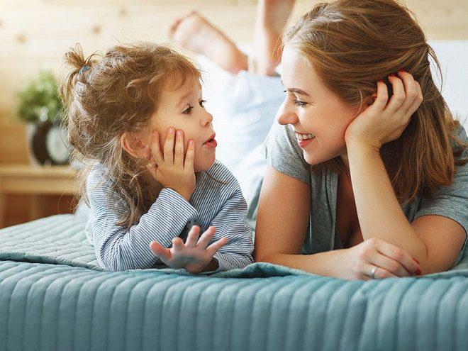 رشد گفتار و زبان در کودک