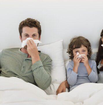 مقابله با آنفلوانزا
