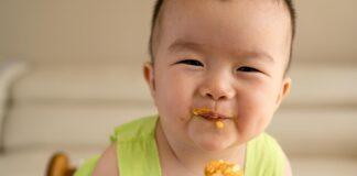 عادت های غذا خوردن کودکان