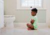 توالت رفتن در کودکان
