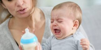 عدم تحمل لاکتوز در نوزاد