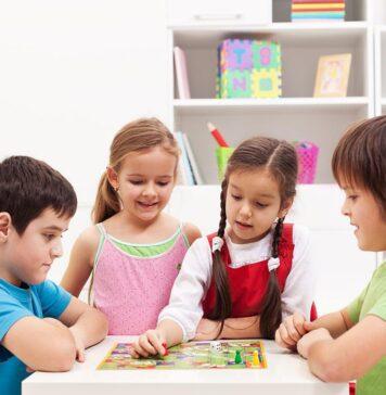 بازی های رومیزی برای کودکان