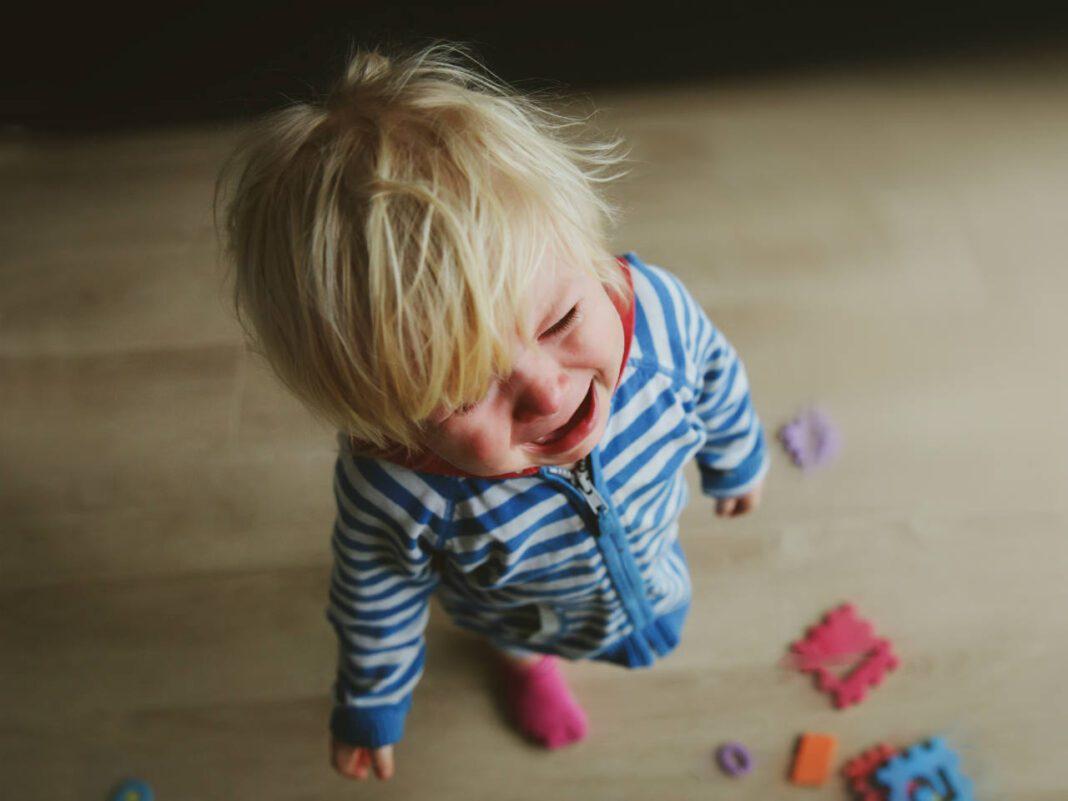 کنترل توجه طلبی در کودکان